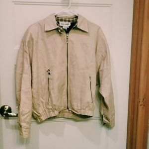 59. vintage style weather golf jacket